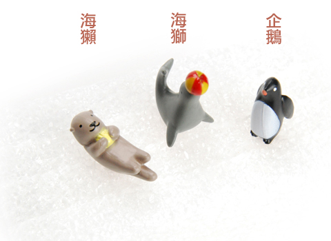 海洋动物造型防尘塞